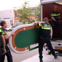 Politie Rijswijk rolt illegaal pokertoernooi op
