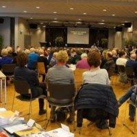Vijf wethouders openen Parkinson Café