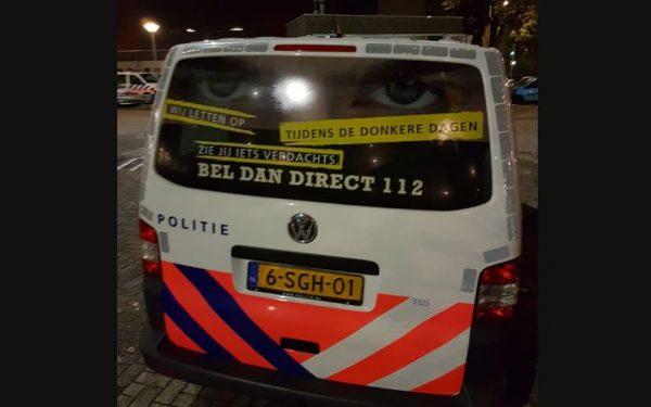 Donkere dagen in Rijswijk……