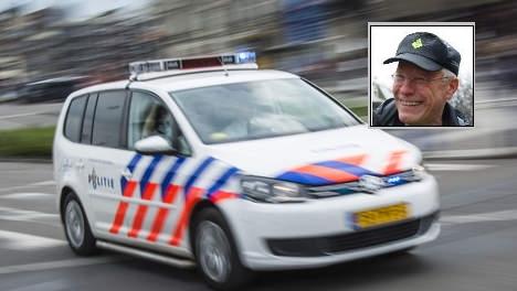 Wijkagent Klaar Toet over de politie in het verkeer