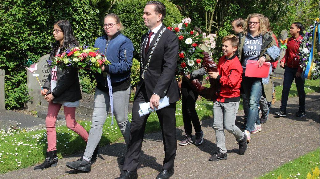 Godfried Bomansschool houdt Slag bij Ypenburg levendig