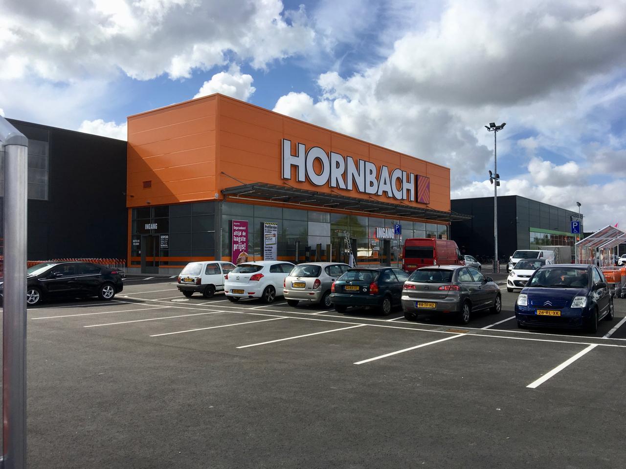 Hornbach opent nieuwe vestiging met 'Drive In' langs A13