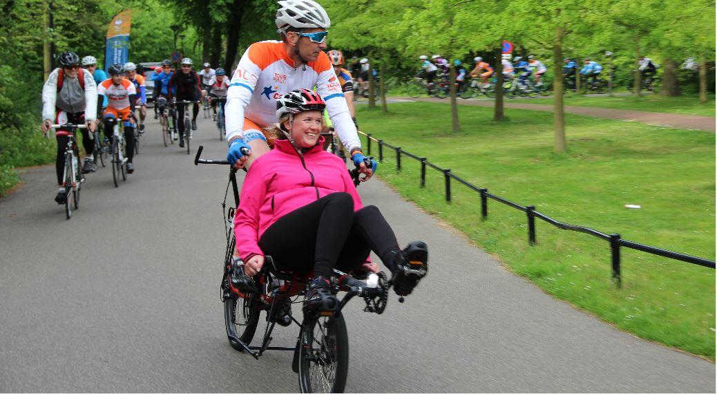 € 2739 voor de strijd tegen spierziekte ALS