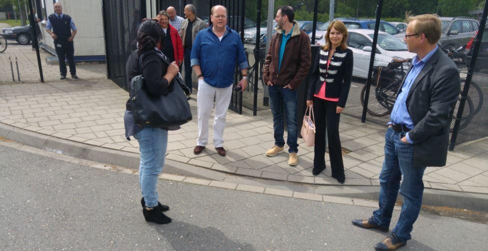Gemeenteraad bezoekt Biomedical Primate Centre in Rijswijk