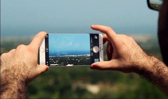 Foto's maken met je iPhone