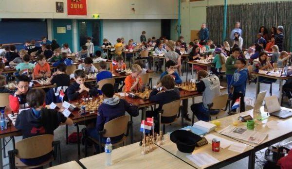 Nederlands Kampioenschap Jeugdschaak in Rijswijk
