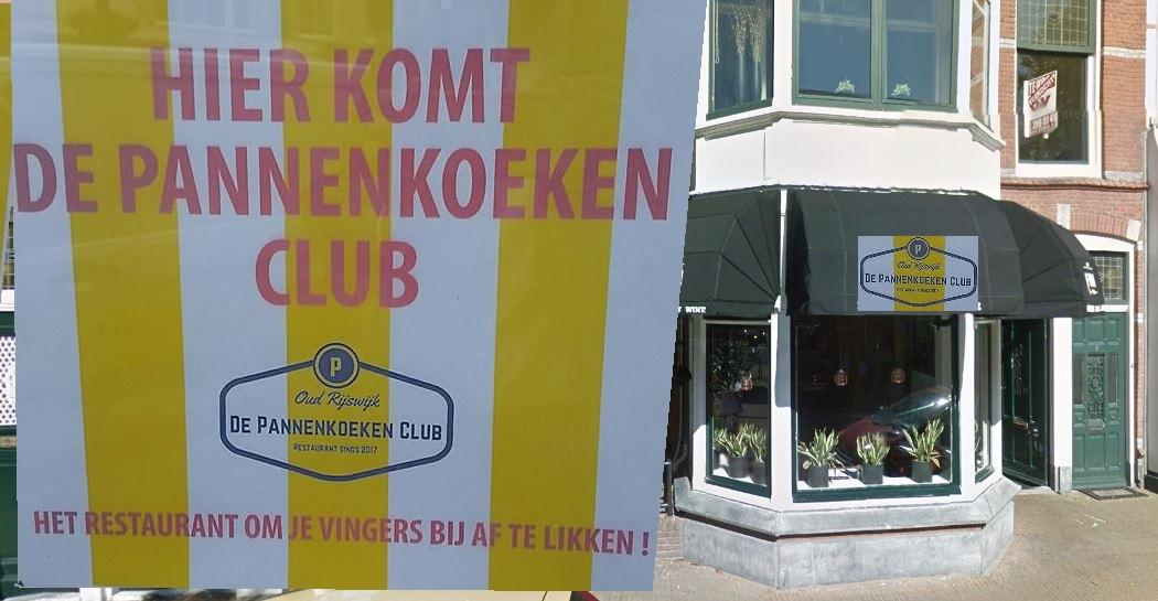 Pannenkoekenrestaurant in Oud Rijswijk