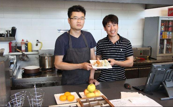 NIEUW: Tianmi sushi in de Bogaard