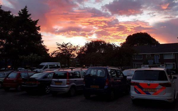 Politie Rijswijk treft gestolen voertuig aan