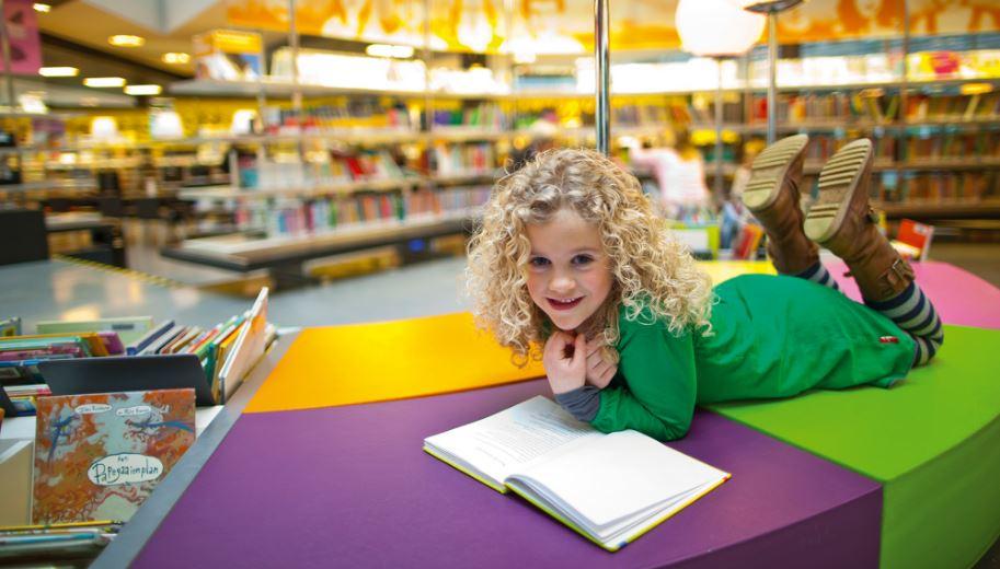 Meer (jonge)bezoekers en leden bij de Bibliotheek