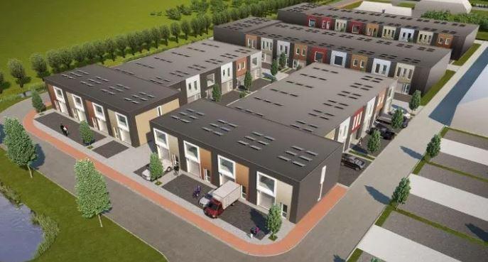 72 bedrijfspanden in RijswijkBuiten