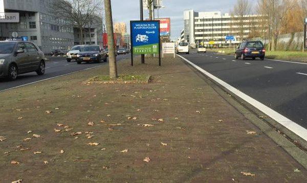 Wijziging voorrang kruising Diepenhorstlaan-Verrijn Stuartlaan