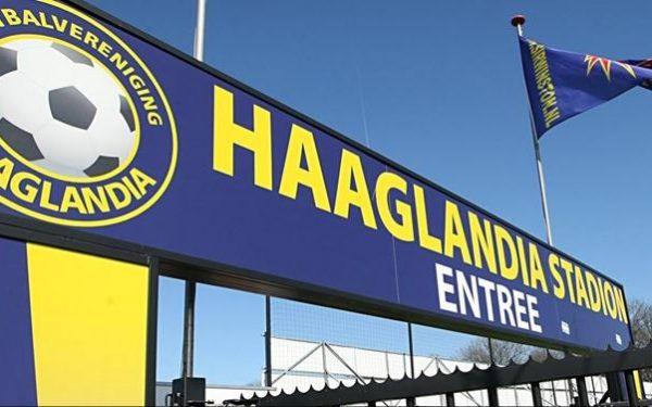 Sportcomplex Haaglandia voorlopig nog ongebruikt