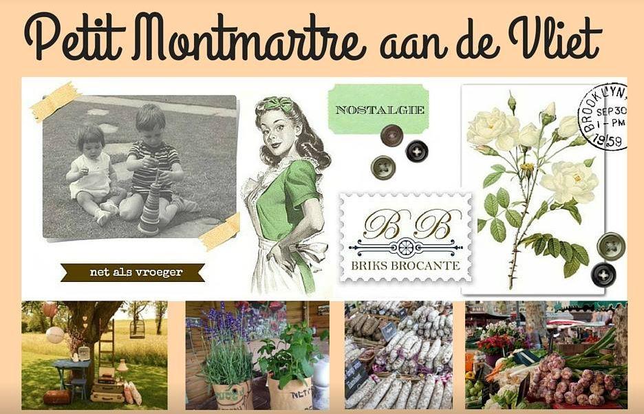 Meedoen aan Petit Montmartre aan de Vliet ?