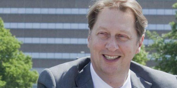 Politiek Café van VVD Rijswijk met Rogier van der Sande