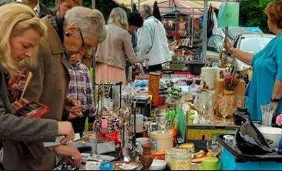 Grote Vlooienmarkt in de Schilp