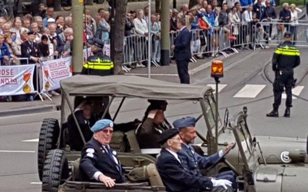 'Politie zorgt voor veilig verloop Veteranendag en Parkpop'