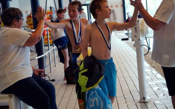 Zwemsportdag in de Schilp