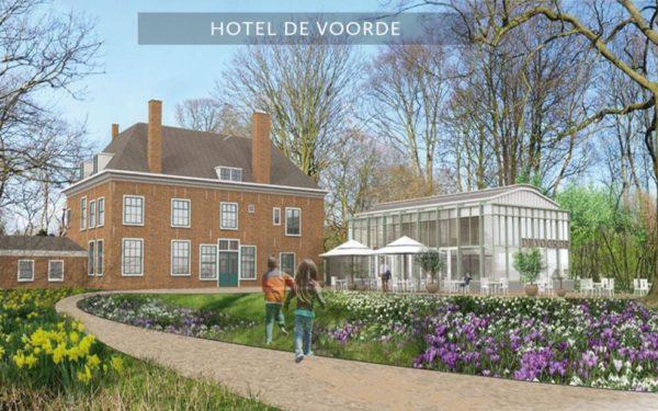 4-sterren Hotel Residence De voorde