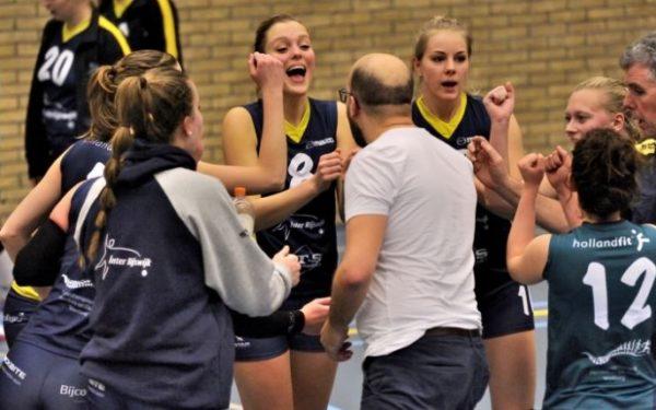 Jeugdige versterkingen voor Dames 1 van Inter Rijswijk