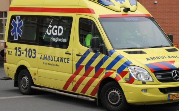 Twee gewonden na ongeluk op Huis te Landelaan