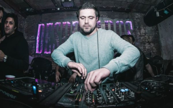 Rijswijkse DJ Danny Mendez naar Strandwal by Night