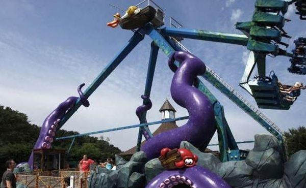 Drievliet Attractie Nautilus vandaag weer open