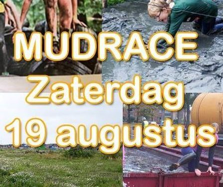 Mud Race in de modder van Sion