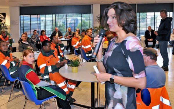 Groenvoorziening DSW naar Rijswijkse gemeentewerf