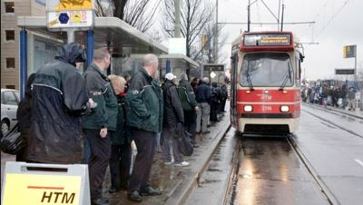Zonnepanelen op Rijswijkse bus- en tramstations