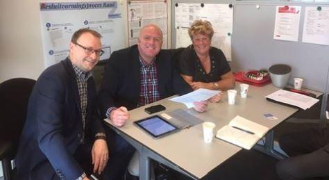 Rijswijks Belang is geregistreerd als politieke partij