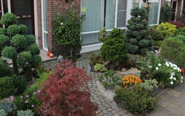 Steenvoorde heeft de mooiste tuin van Rijswijk