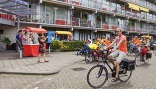 Actieve 60-plussers fietsen mee in Tour de Florence