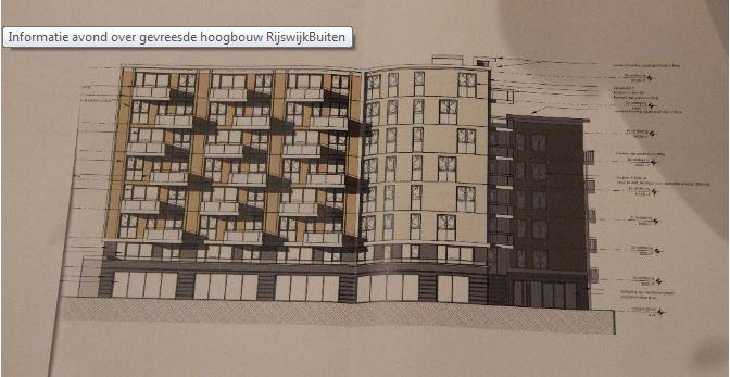 Lagere flats RijswijkBuiten kosten ½ miljoen euro