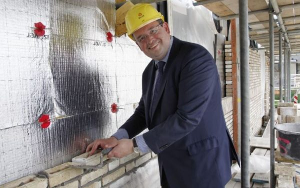 Ronald van der Meij lijsttrekker Gemeentebelangen Rijswijk