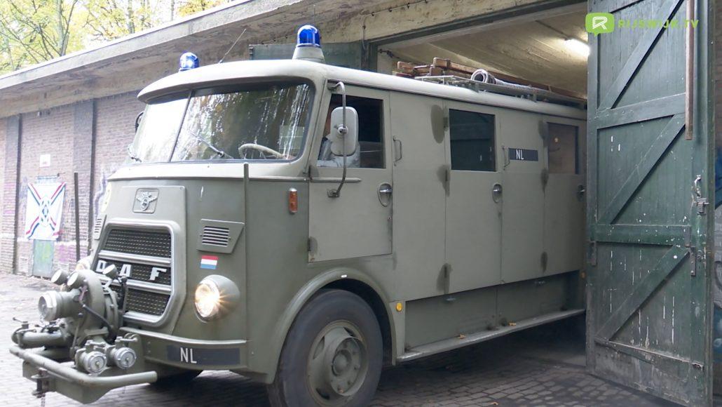 [VIDEO] Onderdak gevonden voor oude brandweerwagen - Rijswijk.TV - Rijswijk.tv