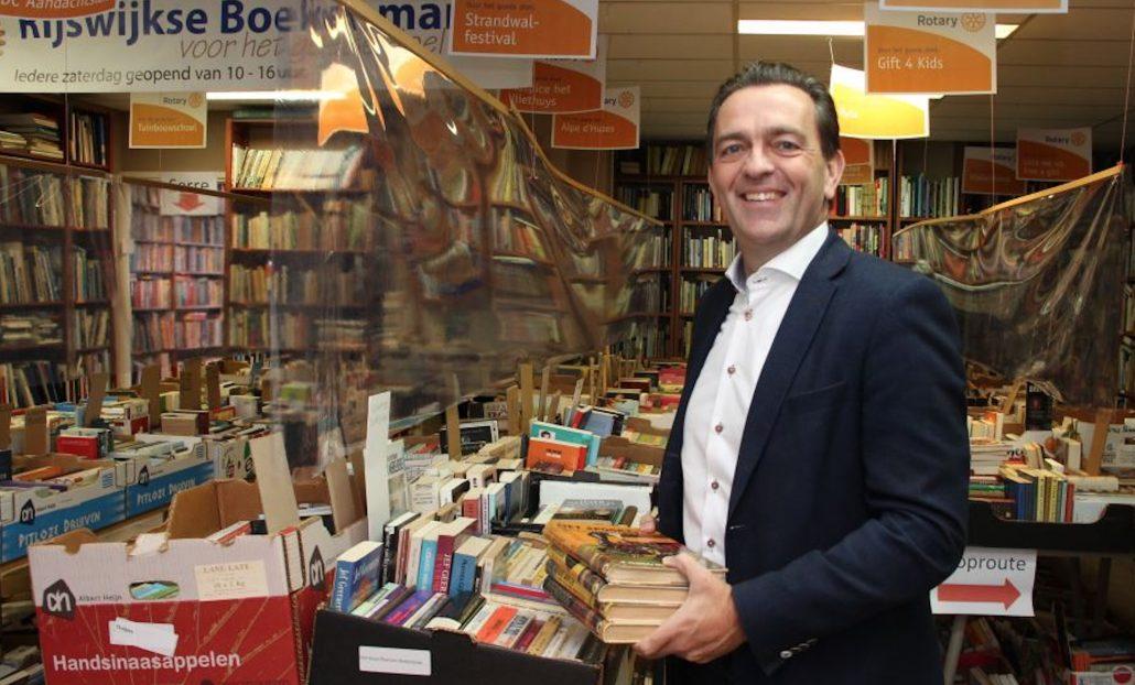 Boekenmarkt Michel Bezuijen