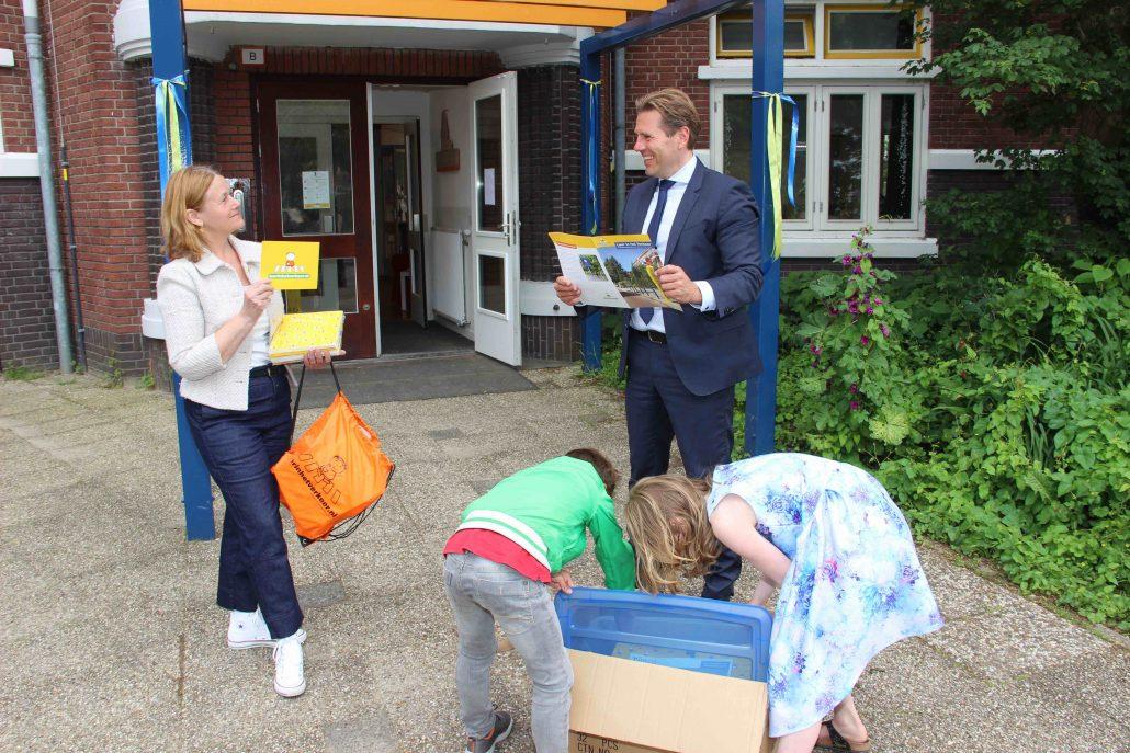 Kronenburghschool schoolzone